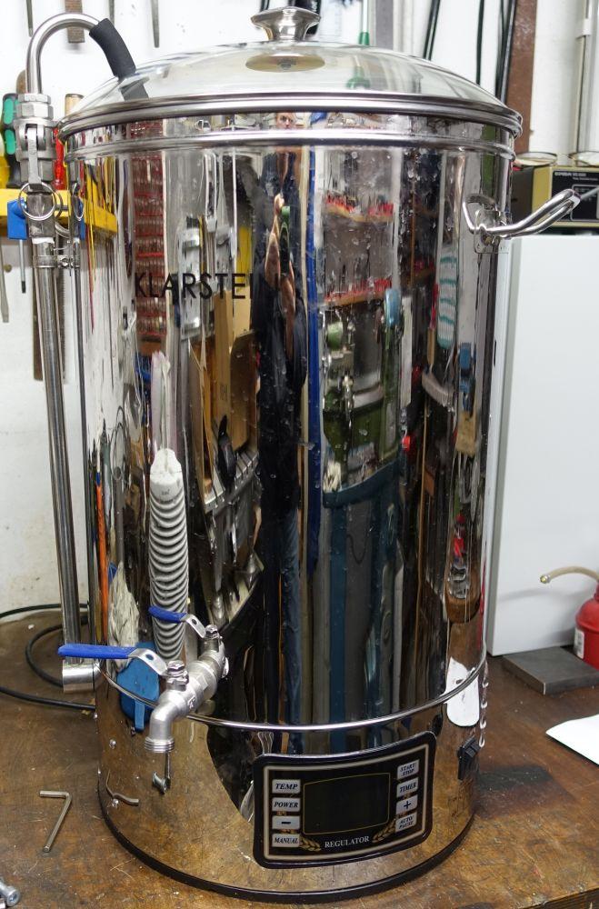 Klarstein Mundschenk V1 - 30 Liter Version